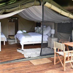 Kingfisher Lakeside Retreat Tent